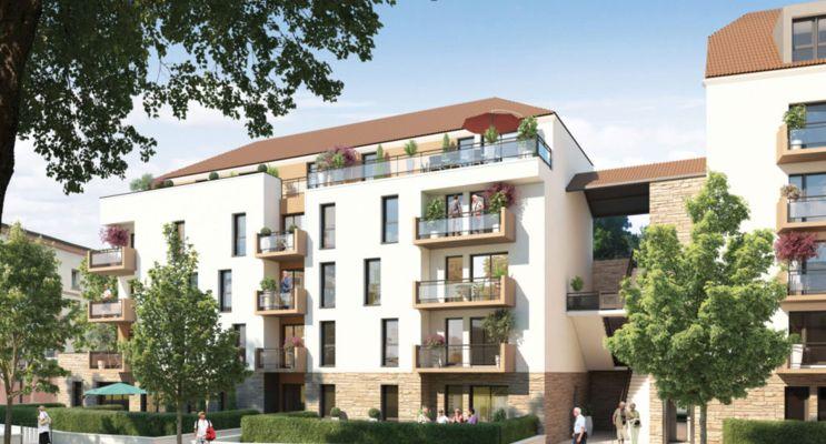 Résidence « Les Allées Du Vexin » programme immobilier neuf à Meulan-en-Yvelines n°1