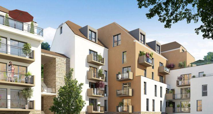 Résidence « Les Allées Du Vexin » programme immobilier neuf à Meulan-en-Yvelines n°2