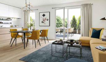 Résidence « Le Hameau Des Dames » programme immobilier neuf en Loi Pinel à Montesson n°4