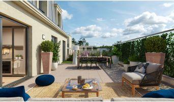 Montesson programme immobilier neuf « Les Jardins du Lavoir » en Loi Pinel