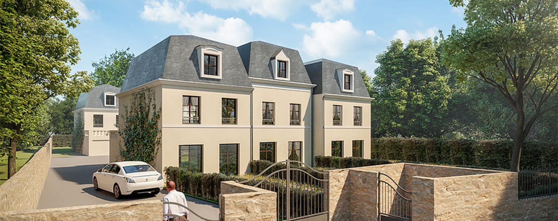 Résidence Les Villas Mansart à Montesson
