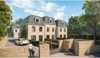 Résidence « Les Villas Mansart » programme immobilier neuf en Loi Pinel à Montesson