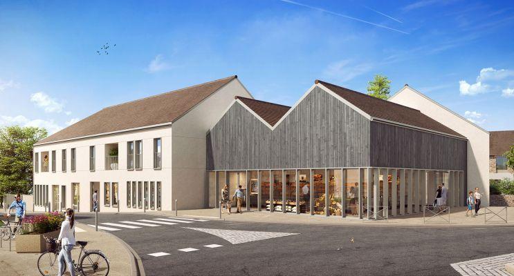 Photo du Résidence « Le Clos Saint Léger » programme immobilier neuf en Loi Pinel à morainvilliers