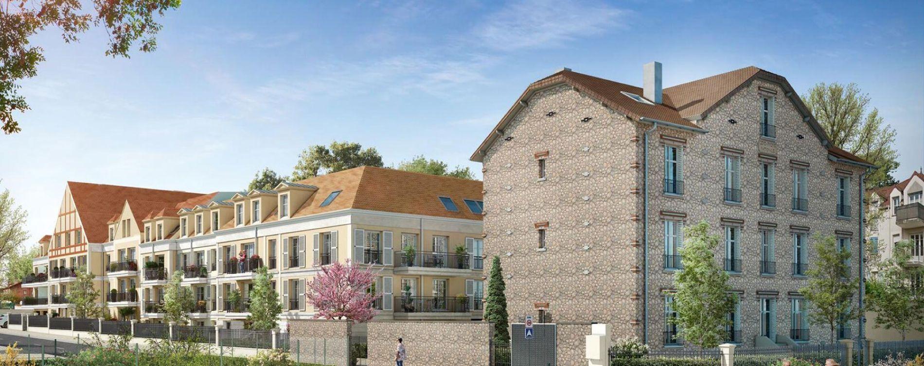 Plaisir : programme immobilier neuve « Programme immobilier n°218980 » en Loi Pinel (3)