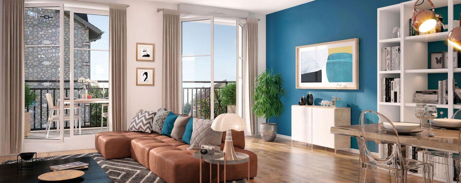 Plaisir : programme immobilier neuve « Programme immobilier n°218980 » en Loi Pinel (4)