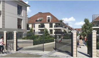 Plaisir : programme immobilier neuf «  n°212735 » en Loi Pinel