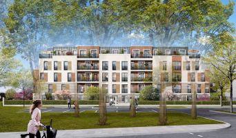 Résidence « Les Clairières » programme immobilier neuf en Loi Pinel à Plaisir