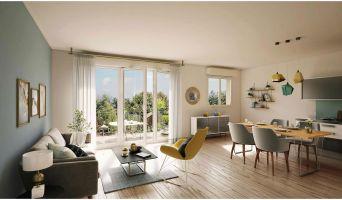 Plaisir : programme immobilier neuf « Placidio » en Loi Pinel