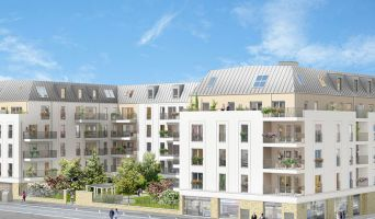 Poissy : programme immobilier neuf « Citea » en Loi Pinel