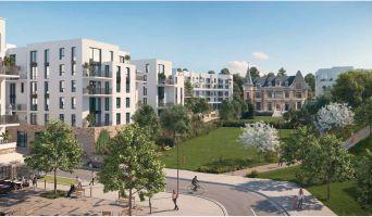 Poissy programme immobilier neuve « Instants Nature Ilot 4 » en Loi Pinel  (2)