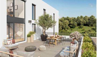 Poissy programme immobilier neuve « Instants Nature Ilot 4 » en Loi Pinel  (3)