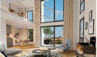 Poissy programme immobilier neuve « Instants Nature Ilot 4 » en Loi Pinel  (4)