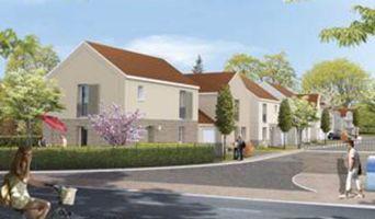 Résidence « Le Clos Du Parc » programme immobilier neuf en Loi Pinel à Porcheville n°1