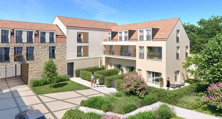 Rambouillet : programme immobilier neuf « Les Bastides » en Loi Pinel