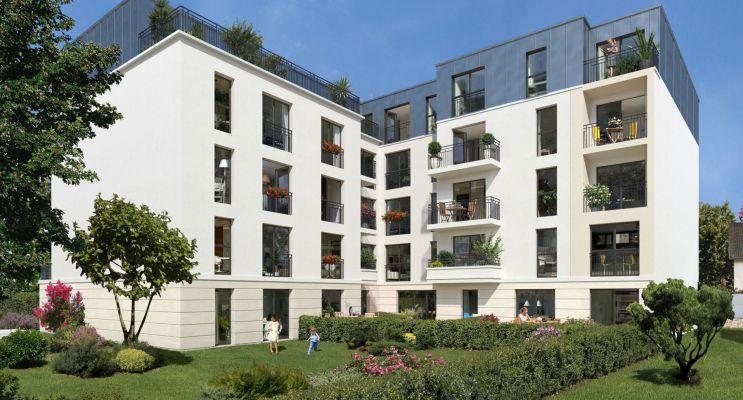 Saint-Cyr-l'École programme immobilier neuf «  n°213408 » en Loi Pinel