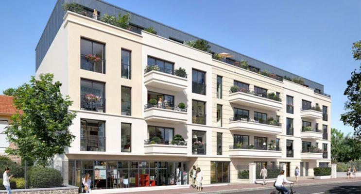 Photo du Résidence «  n°213408 » programme immobilier neuf en Loi Pinel à Saint-Cyr-l'École