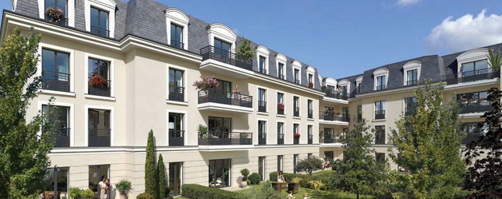 Résidence Villa Demoiselles à Saint-Cyr-l'École