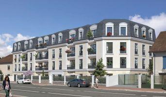 Photo du Résidence «  n°214199 » programme immobilier neuf en Loi Pinel à Saint-Cyr-l'École