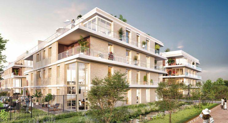Saint-Germain-en-Laye : programme immobilier neuf « 2 Prieuré » en Loi Pinel