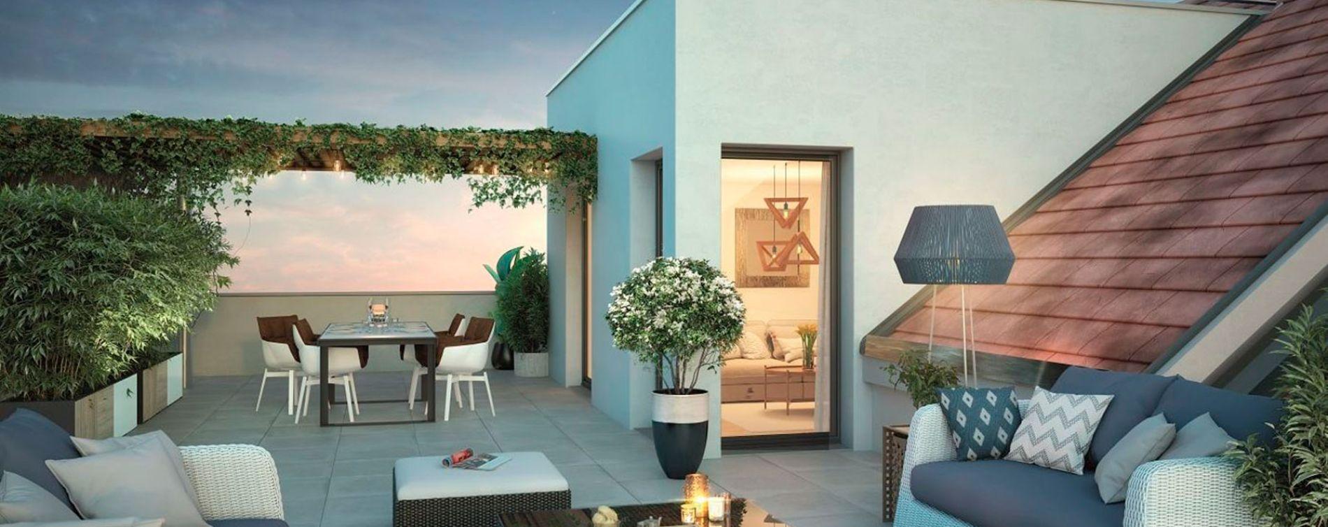 Saint-Rémy-lès-Chevreuse : programme immobilier neuve « Coeur de ville » en Loi Pinel (3)