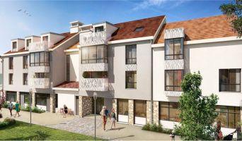 Saint-Rémy-lès-Chevreuse programme immobilier neuve « Coeur de ville » en Loi Pinel  (2)
