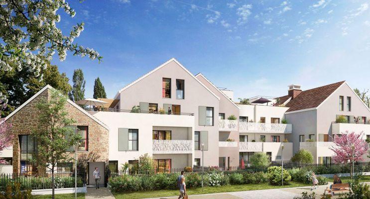 Photo du Résidence « Coeur de ville » programme immobilier neuf en Loi Pinel à Saint-Rémy-lès-Chevreuse