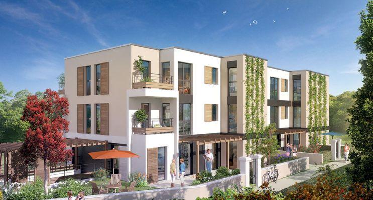 Résidence « Pure » programme immobilier neuf en Loi Pinel à Saint-Rémy-lès-Chevreuse n°1