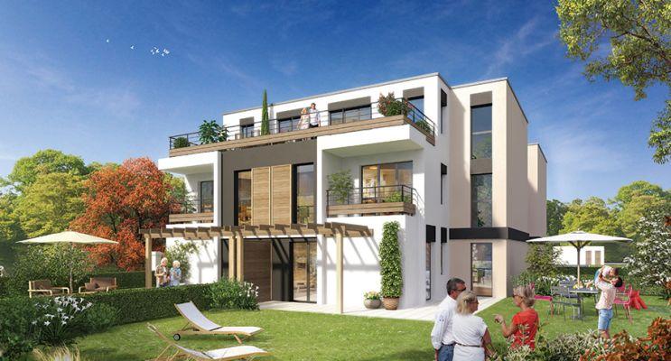 Résidence « Pure » programme immobilier neuf en Loi Pinel à Saint-Rémy-lès-Chevreuse n°2