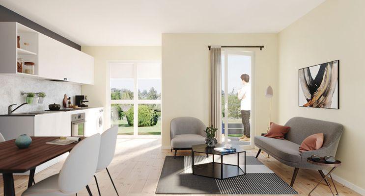 Résidence « Pure » programme immobilier neuf en Loi Pinel à Saint-Rémy-lès-Chevreuse n°4