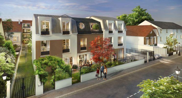 Photo du Résidence «  n°217624 » programme immobilier neuf en Loi Pinel à Sartrouville