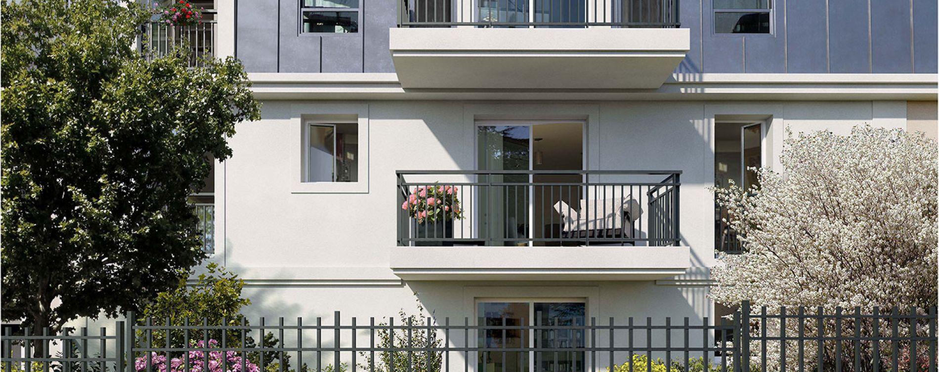 Sartrouville : programme immobilier neuve « Le 11e Arpent » en Loi Pinel (4)