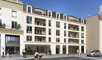 Photo du Résidence « Le 21 Jaurès » programme immobilier neuf en Loi Pinel à Sartrouville