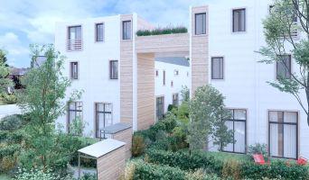 Photo du Résidence « Le Grand Patio » programme immobilier neuf en Loi Pinel à Sartrouville