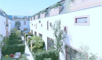 Sartrouville programme immobilier neuve « Le Grand Patio »  (2)