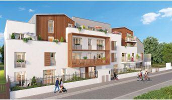 Photo du Résidence « Le Jardin de Jeanne » programme immobilier neuf en Loi Pinel à Sartrouville