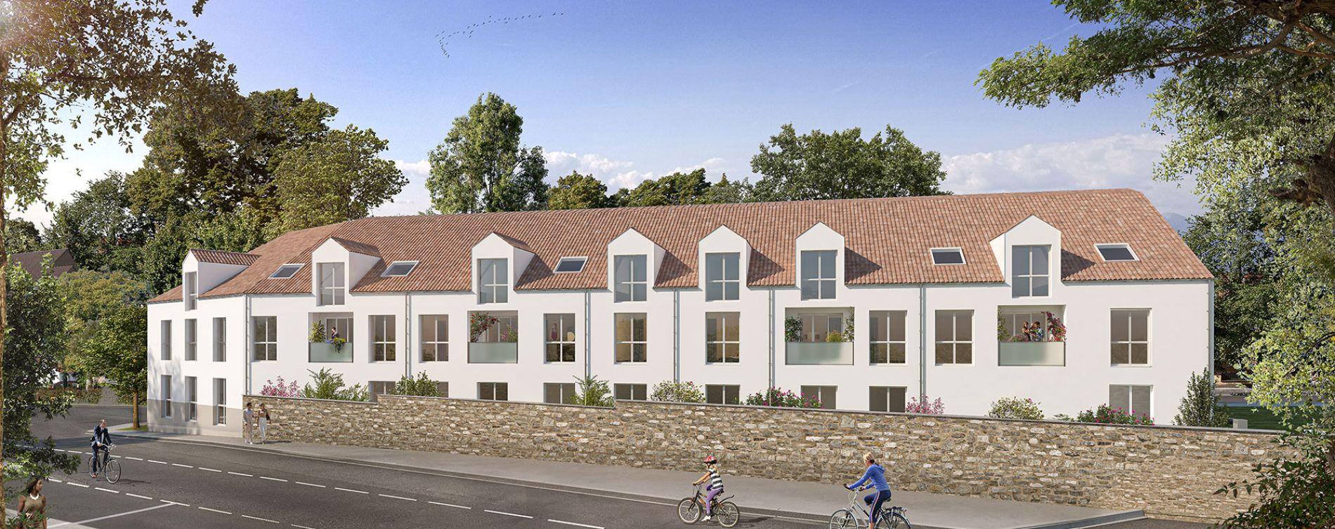 Thoiry : programme immobilier neuve « Les Bruyères »