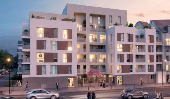 Trappes : programme immobilier neuf « Focus » en Loi Pinel