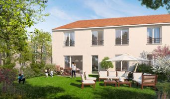Résidence « L'Ecrin » programme immobilier neuf en Loi Pinel à Trappes n°2