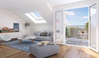 Résidence « L'Ecrin » programme immobilier neuf en Loi Pinel à Trappes n°3
