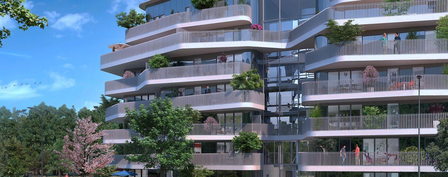 Résidence Canopée Vélizy Villacoublay à Vélizy-Villacoublay