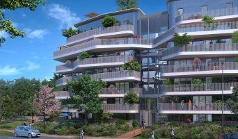 Vélizy-Villacoublay programme immobilier neuve « Canopée Vélizy Villacoublay »  (2)
