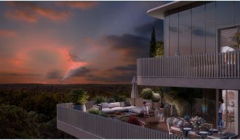 Photo du Résidence « Canopée Vélizy Villacoublay » programme immobilier neuf en Loi Pinel à Vélizy-Villacoublay