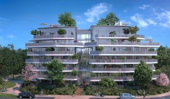 Vélizy-Villacoublay programme immobilier neuve « Canopée Vélizy Villacoublay »  (4)