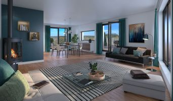 Résidence « Canopée Vélizy Villacoublay » programme immobilier neuf en Loi Pinel à Vélizy-Villacoublay n°5