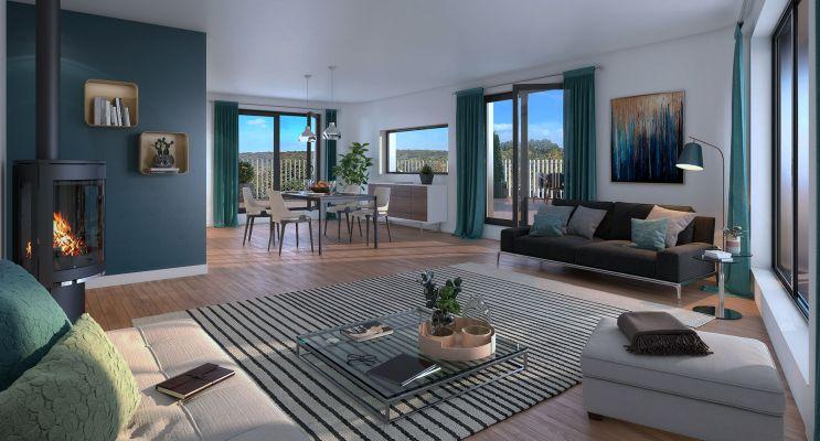 Photo n°5 du Résidence « Canopée Vélizy Villacoublay » programme immobilier neuf en Loi Pinel à Vélizy-Villacoublay