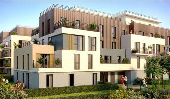 Verneuil-sur-Seine : programme immobilier neuf « Cadence » en Loi Pinel