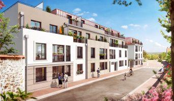 Photo du Résidence « Le Clos du Château » programme immobilier neuf en Loi Pinel à Verneuil-sur-Seine