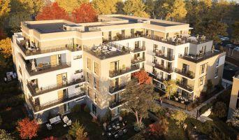 Verneuil-sur-Seine programme immobilier neuve « Le Domaine de la Faisanderie » en Loi Pinel  (3)