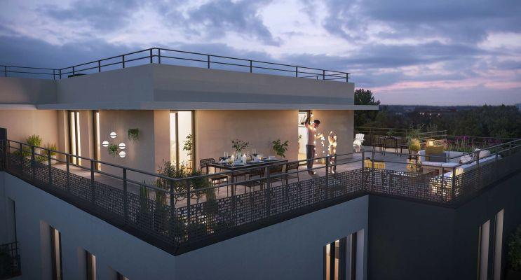 Verneuil-sur-Seine programme immobilier neuf « Le Domaine de la Faisanderie » en Loi Pinel