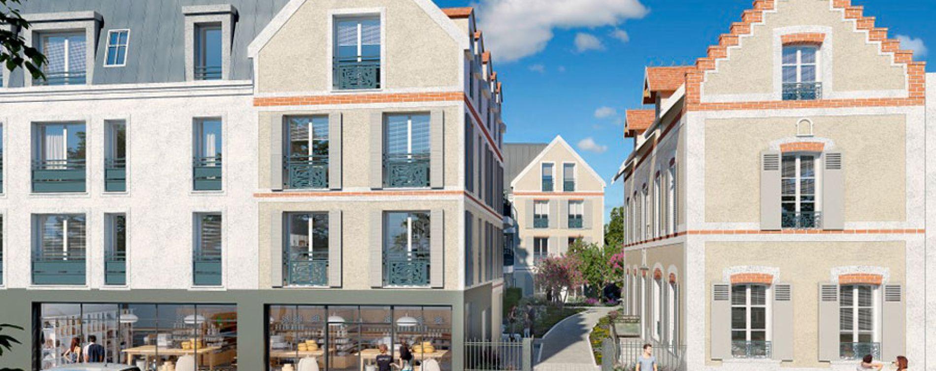 Résidence Les Quatre Saisons à Verneuil-sur-Seine